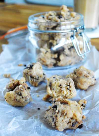cookie dough recept
